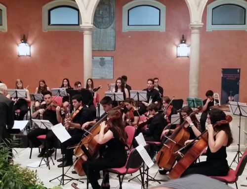 Concert offered at the CAJASOL FOUNDATION [FUNDACIÓN CAJASOL] (Seville)